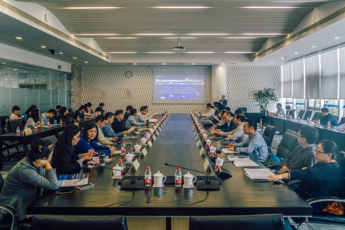 """""""Forum on Deepening Structural Reform of Financial Supply Side"""" Successfully Held in Tongji SEM"""