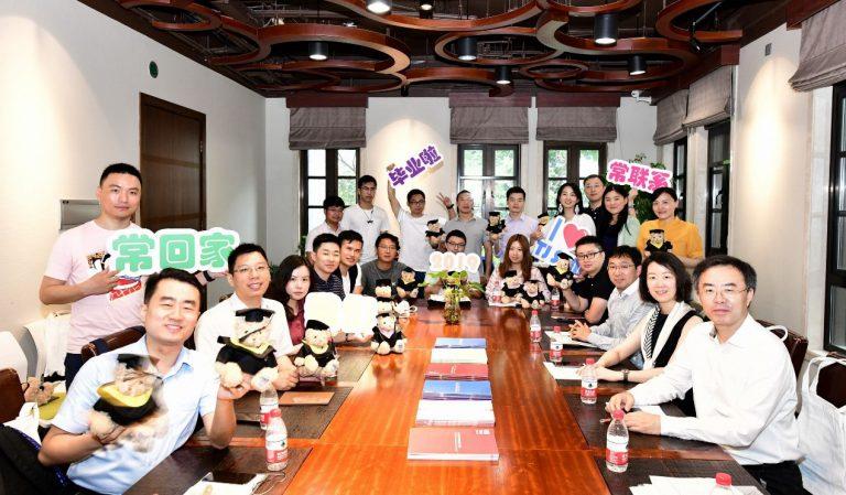 2019 Tongji SEM Alumni Liaison Contact Awarding Ceremony Held Successfully in Tongji SEM