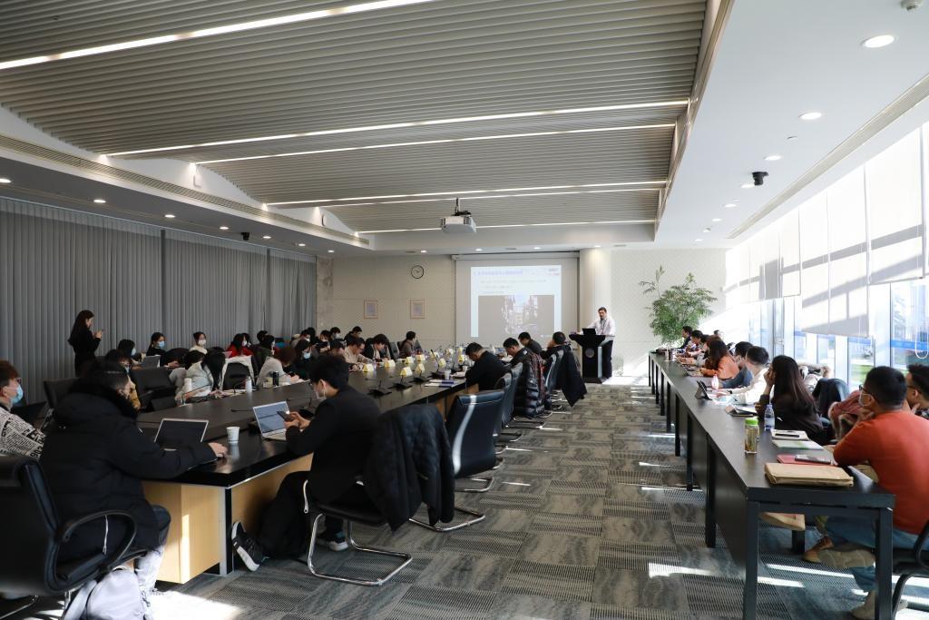 Tongji SEM Held the Quarterly Symposium of Shanghai Real Estate Economic Society