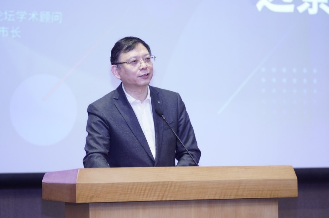 Executive Education Center of Tongji SEM Held  the 2021 Opening Course and the Fourth Eblon Lecture