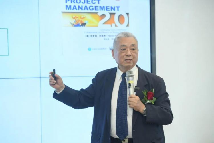Ding Shizhao: Delivery Value Is the Gauge of the Success of Engineering Projects